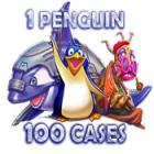 لعبة  1 Penguin 100 Cases