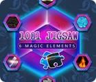 لعبة  1001 Jigsaw Six Magic Elements