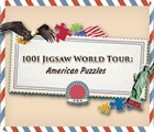 لعبة  1001 Jigsaw World Tour American Puzzle