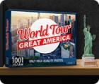لعبة  1001 Jigsaw World Tour: Great America