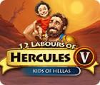 لعبة  12 Labours of Hercules: Kids of Hellas