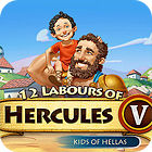 لعبة  12 Labours of Hercules V: Kids of Hellas