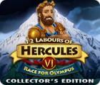 لعبة  12 Labours of Hercules VI: Race for Olympus. Collector's Edition