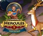 لعبة  12 Labours of Hercules X: Greed for Speed