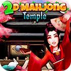 لعبة  2D Mahjong Temple