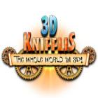 لعبة  3D Knifflis: The Whole World in 3D!