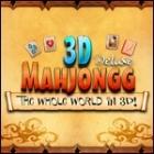 لعبة  3D Mahjong Deluxe