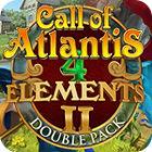 لعبة  4 Elements II - Call of Atlantis Treasures of Poseidon Double Pack