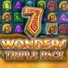 لعبة  7 Wonders Triple Pack