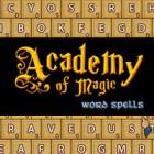 لعبة  Academy of Magic: Word Spells