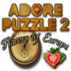 لعبة  Adore Puzzle 2: Flavors of Europe