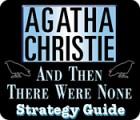 لعبة  Agatha Christie: And Then There Were None Strategy Guide