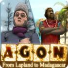 لعبة  AGON: From Lapland to Madagascar