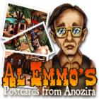 لعبة  Al Emmo's Postcards from Anozira