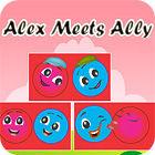 لعبة  Alex Meet Ally