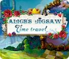 لعبة  Alice's Jigsaw Time Travel