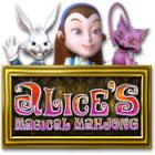 لعبة  Alice's Magical Mahjong