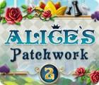 لعبة  Alice's Patchwork 2
