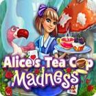 لعبة  Alice's Tea Cup Madness