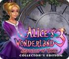 لعبة  Alice's Wonderland 3: Shackles of Time Collector's Edition