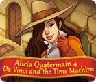 لعبة  Alicia Quatermain 4: Da Vinci and the Time Machine