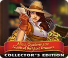 لعبة  Alicia Quatermain: Secrets Of The Lost Treasures Collector's Edition