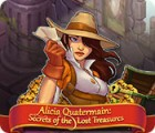 لعبة  Alicia Quatermain: Secrets Of The Lost Treasures