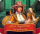 لعبة  Alicia Quatermain & The Stone of Fate