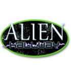 لعبة  Alien Hallway