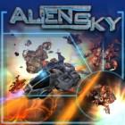 لعبة  Alien Sky