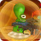 لعبة  Alien vs Robots: The Conquest