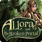 لعبة  Allora and The Broken Portal