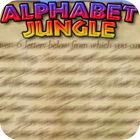 لعبة  Alphabet Jungle