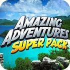لعبة  Amazing Adventures Super Pack