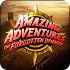 لعبة  Amazing Adventures: The Forgotten Dynasty