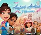لعبة  Amber's Airline: 7 Wonders Collector's Edition