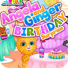 لعبة  Angela Ginger Birthday Surprise