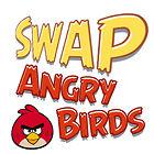 لعبة  Swap Angry Birds