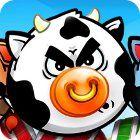 لعبة  Angry Cows