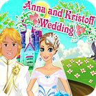 لعبة  Anna and Kristoff Wedding