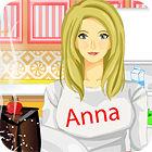 لعبة  Anna's Delicious Chocolate Cake