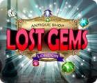 لعبة  Antique Shop: Lost Gems London