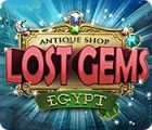 لعبة  Antique Shop: Lost Gems Egypt