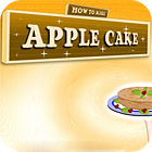 لعبة  Apple Cake