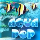 لعبة  Aqua Pop