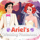 لعبة  Ariel's Wedding Photoshoots