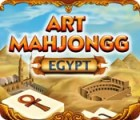 لعبة  Art Mahjongg Egypt