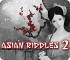 لعبة  Asian Riddles 2