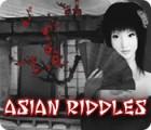 لعبة  Asian Riddles