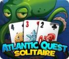 لعبة  Atlantic Quest: Solitaire